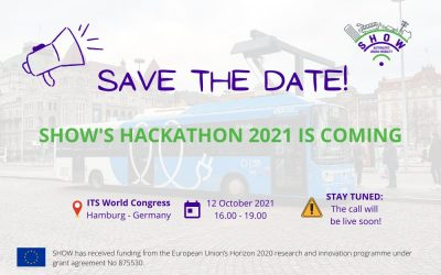 Be ready, SHOW Hackathon is coming!